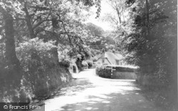 Holford, The Village c.1965