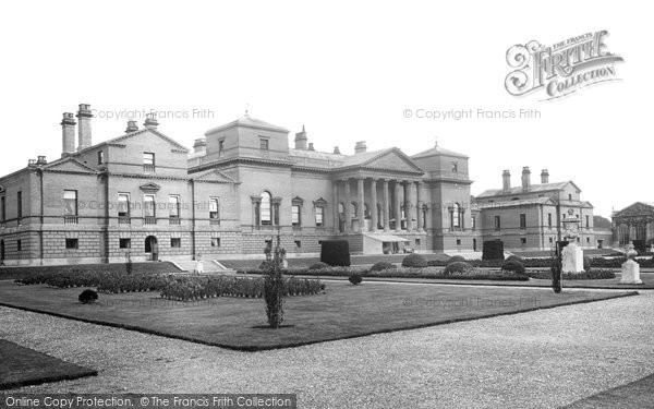 Holkham Hall photo