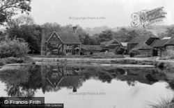 Moat Farm c.1955, Holland