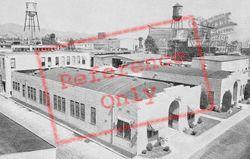 Radio Pictures Studio c.1935, Hollywood