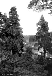 Holmbury St Mary, 1909