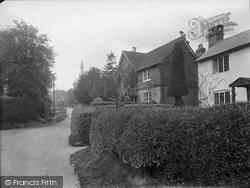 Holmbury St Mary, 1924