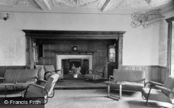 Beatrice Webb House, The Writing Room c.1955, Holmbury St Mary