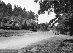 c.1955, Holmbury St Mary