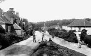 Holmbury St Mary, Pitland Street 1906