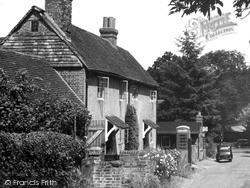 Holmbury St Mary, Post Office c.1955