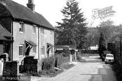Post Office c.1965, Holmbury St Mary