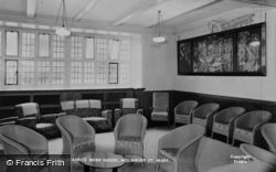 Holmbury St Mary, Shaw Room, Beatrice Webb House c.1960