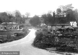 Sutton Village 1924, Holmbury St Mary