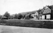 Holmbury St Mary, the Green 1902