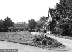 The Green c.1955, Holmbury St Mary