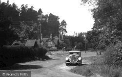 The Village c.1955, Holmbury St Mary