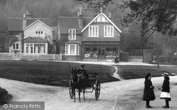 The Village Shop 1906, Holmbury St Mary