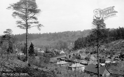 Holmbury St Mary, Village 1924