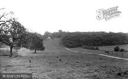 Church Hill c.1955, Holme-on-Spalding-Moor