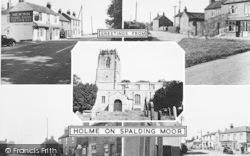 Holme-on-Spalding-Moor, Composite c.1960