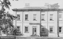 Convent East Side c.1955, Holme-on-Spalding-Moor