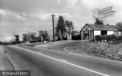 Hill Garage c.1965, Holme-on-Spalding-Moor
