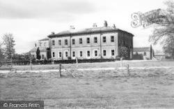 Holme-on-Spalding-Moor, Holme Hall c.1965