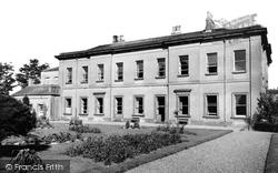 Holme-on-Spalding-Moor, Holme Hall Convent c.1955