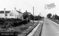Holme-on-Spalding-Moor, Howden Road c.1960