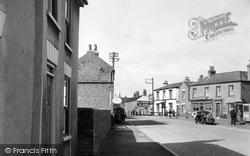 Holme-on-Spalding-Moor, Main Street c.1955