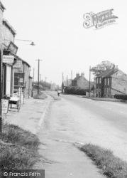 Holme-on-Spalding-Moor, Moorend c.1965