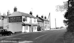Holme-on-Spalding-Moor, New Inn Corner c.1955