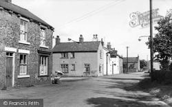 Holme-on-Spalding-Moor, Old Road c.1955