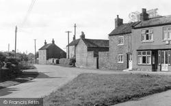 Holme-on-Spalding-Moor, Old Road Corner c.1955