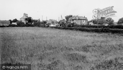 Holme-on-Spalding-Moor, Selby Road c.1960