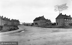 Holme-on-Spalding-Moor, Springfield Estate c.1955