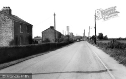 Holme-on-Spalding-Moor, Station Lane c.1965