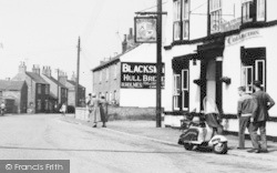 Holme-on-Spalding-Moor, The Blacksmith Arms c.1960