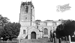 The Church c.1955, Holme-on-Spalding-Moor