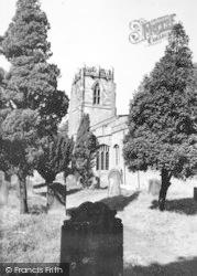 Holme-on-Spalding-Moor, The Church c.1955