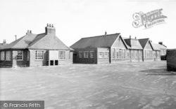Holme-on-Spalding-Moor, The School c.1955