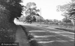 Holme-on-Spalding-Moor, View From The New Inn c.1965
