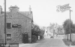 Holme, The Village c.1955
