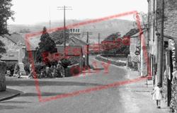 The Village c.1955, Holme
