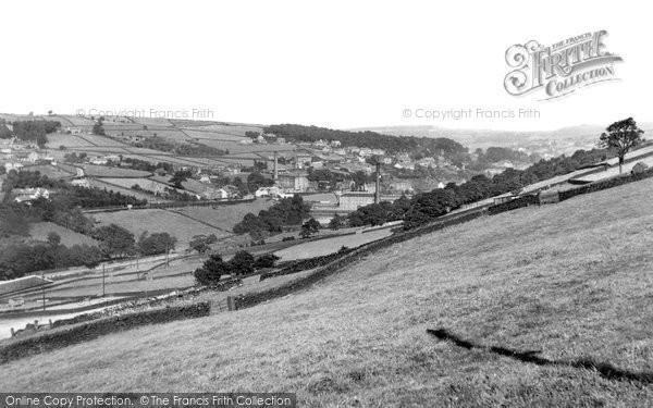Holmfirth, Parkhead c1955