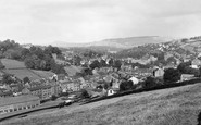 Holmfirth, the Village c1955