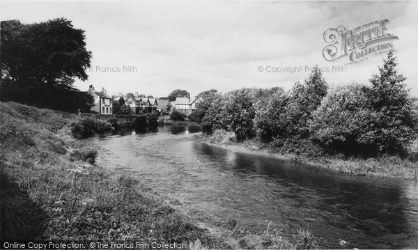 Holmrook, the River c1955