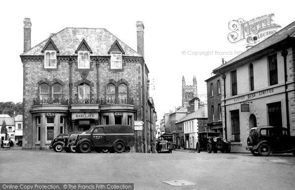 Holsworthy, Fore Street c1950