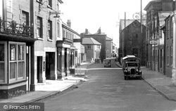 Holsworthy, Fore Street c.1950