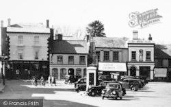 Holsworthy, Ye Olde Cafe, The Square c.1950