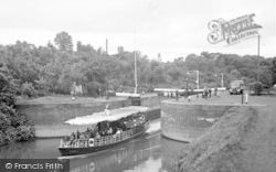 c.1960, Holt Fleet