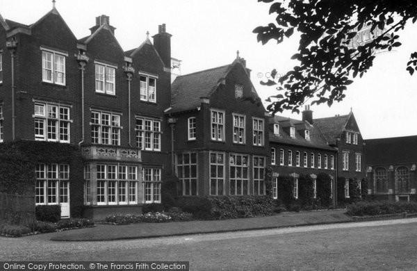 Holt, Gresham School c.1965 - Francis Frith