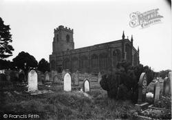 St Chad's Church c.1950, Holt
