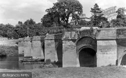 The Old Bridge c.1950, Holt